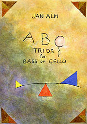 Jan Alm ABC trios Cover