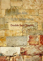 Jan Alm Q for Salamanca Cover